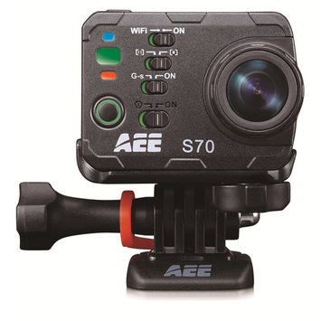 Hdstor AEE EE-S70 Black 16MP Action Camera