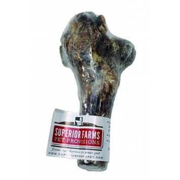Superior Farms Pet Provisions Gnawer Dog Bone 6 Inch Venison 014040
