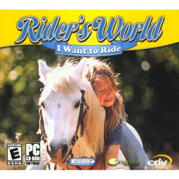 CDV Software 79444 Riders World- I Want To Ride
