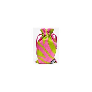 mod Carrying Case for Accessories - Pink Zebra - Fabric