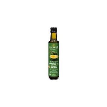 Olivado - Extra Virgin Organic Fair Trade Avocado Oil - 8.45 oz.