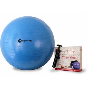 Dragonfly Yoga 75-Centimeter Fitness Ball