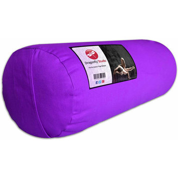 Dragonfly Studio Bolster Color: Purple
