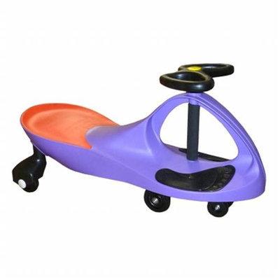 Glopo Inc. Joy Riders Lilac Swing Car