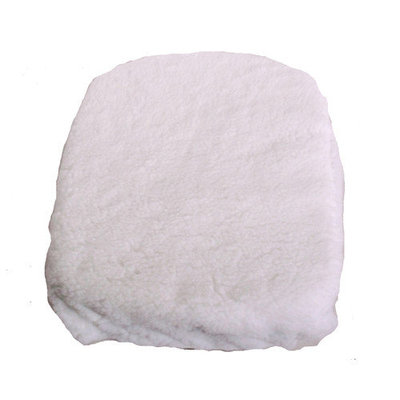 FidoRido Products FRFCW Fleece Cover - White