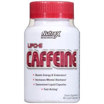 Nutrex Research LIPO-6 Caffeine 60 Liquid Capsules