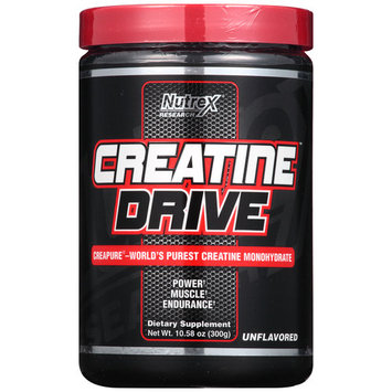 Nutrex Research Creatine Drive Black 10.58 oz