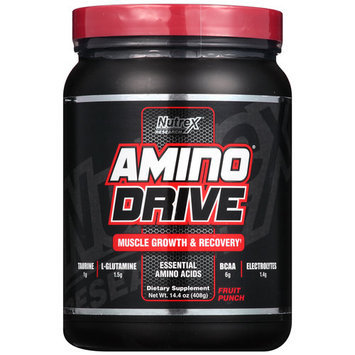Nutrex Research AMINO DRIVE Black Sucker Punch 30 Servings