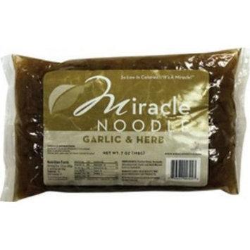 Miracle Noodle Shirataki Garlic and Herb - 7 oz