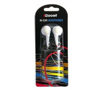 iBoost EP0606WH White Fashionable Earbuds
