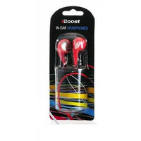 iBoost EP0606RD Red Fashionable Earbuds