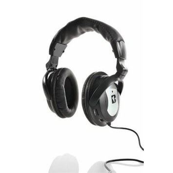 iBoost HP3004BK Noise Canceling Headphones