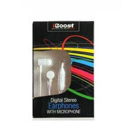 iBoost EPM1218WH Earphone With Built-In Microphone White