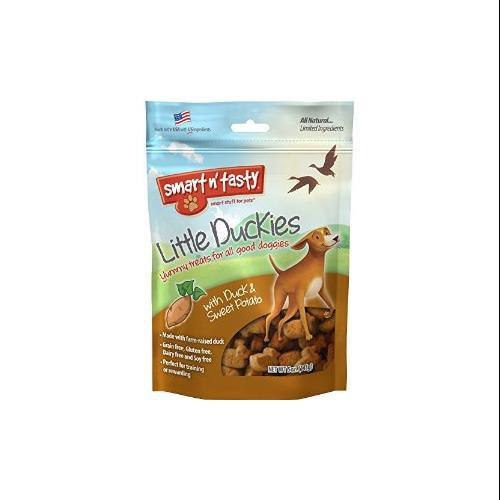 Tural Animal Nutrition Smart N Tasty Little Ducky Dog Treat Sweet Potato