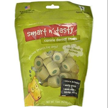 Smart N' Tasty Smart n Tasty Fresh Breath Dental Dog Treats