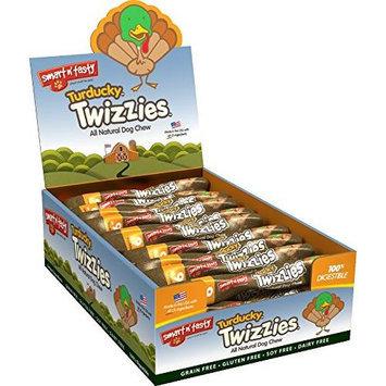 Smart n' Tasty Turducky Twizzies - 6 in.