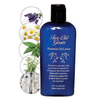 Two Old Goats Essential Lotion for Arthritis and Fibromyalgia 4oz