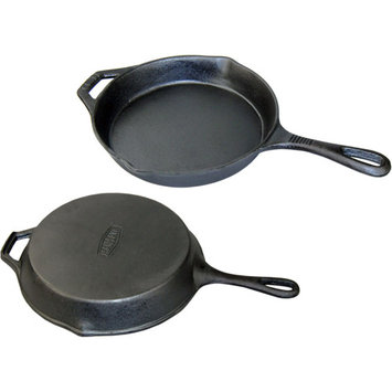 Parasia International Man Law MAN-CP3 Cast Iron Skillet 12 In.