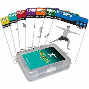 Fitdeck Inc Fitdeck Fitdeck Instructional Yoga Cards - Set Of 56