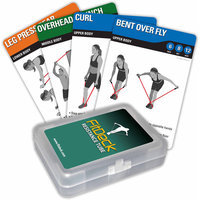 Fitdeck Inc FitDeck Exercise Cards- Resistance Tube (EA)