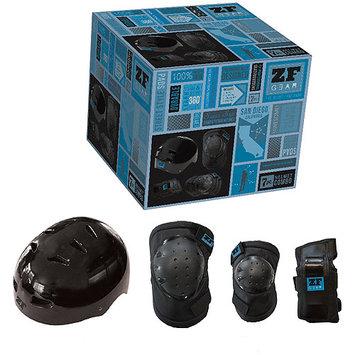 Mindtwister Usa Zippy Gear Helmet, Elbow, Knee & Wrist Pads - Size Medium