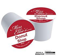 Miss Ellie's Donut Shop RealCups™ - 48 Single-Serve Coffee
