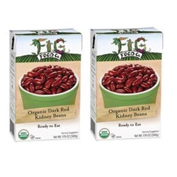 Fig Food Company BG12980 Fig Food Company Dark Red Kidney Bn - 6x15OZ