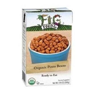 Fig Food Company BG12977 Fig Food Company Rte Pinto Beans - 6x15OZ