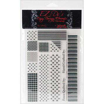 Kellycraft EZ-De's Clear Stamps 6