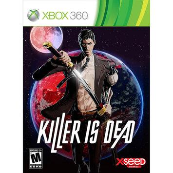 Xseed Gaming XSeed Xbox 360 Killer is Dead