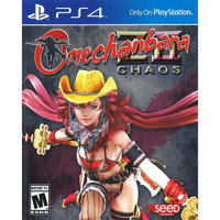 Xseed Games PS4 - Onechanbara ZII Chaos: Banana Split Limited Edition