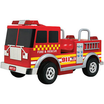 Kalee Fire Truck 12V in Red