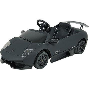 Big Toys USA KL-7001 Lamborghini Murcielago 12v Flat Black