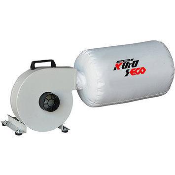AirFoxx UFO-40H 1 HP 653 CFM Wall Mount Garage Dust Collector