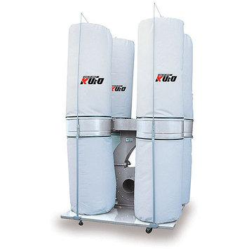 AirFoxx UFO-104D Dust Collector: UFO-104D Shop Vacuum