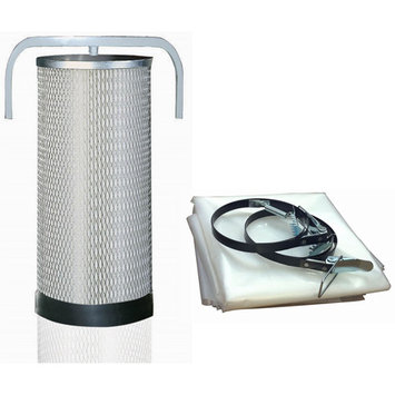AirFoxx DC19CL Kufo Seco 1 Micron Canister Filter Upgrade Kit