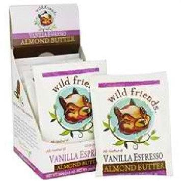 Wild Friends - All Natural Almond Butter Vanilla Espresso - 1.15 oz.