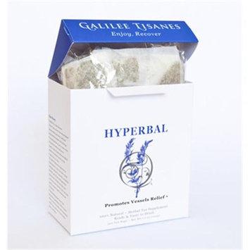 Galilee Tisanes 3338 Hyperbal Tea 100ct