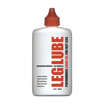Leg Lube Performance Shave Gel: 3.4oz (100ml) Bottle