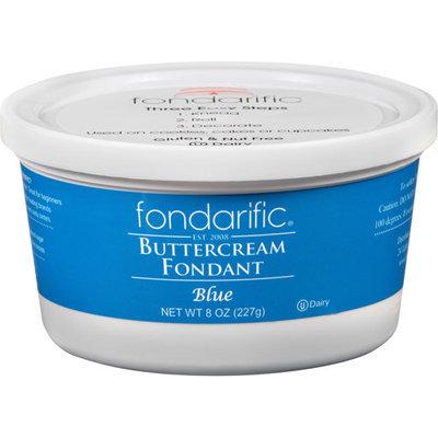Fondarific Blue Buttercream Fondant, 8 oz