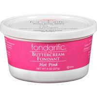 Fondarific Hot Pink Buttercream Fondant, 8 oz