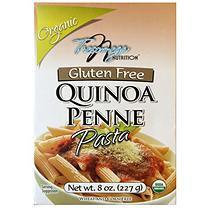 Mountain High Tresomega Nutrition Organic Quinoa Pasta, Penne