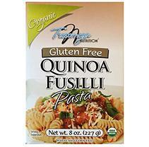 Mountain High Tresomega Nutrition Organic Quinoa Pasta, Fusilli (8 oz, 12 pk.)