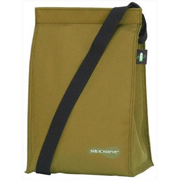 Kids Konserve KK053 Insulated Lunch Sack - Moss