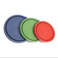 Kids Konserve Round Nesting Containers Lids (Set of 3)
