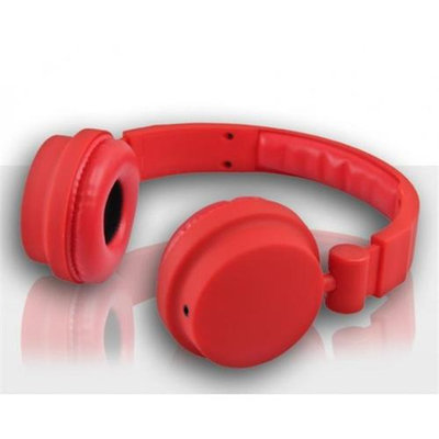 Maze Exclusive BTH3000R Touch Gesture Headphone Red