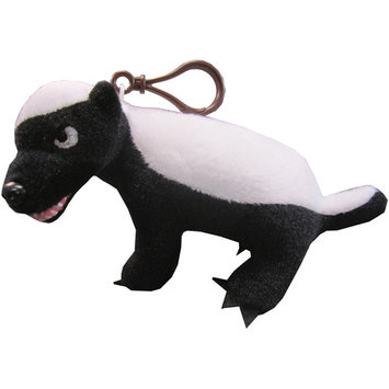 License-2-play Randall's Honey Badger Talking Plush Clip On R Rated Version