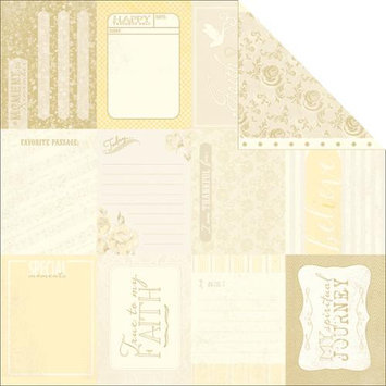 Authentique Paper Faith Double-Sided Cardstock 12