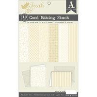 Authentique Paper Authentique Card Making Stack 18/Pkg-Faith