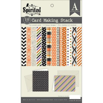 Authentique Paper SPI200 Authentique Card Making Stack-Spirited